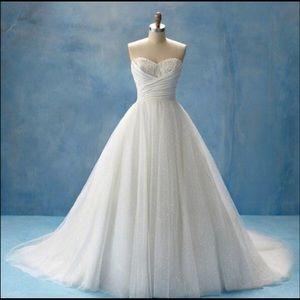 Disney Dresses Alfred Angelo Cinderella Wedding Dress Poshmark